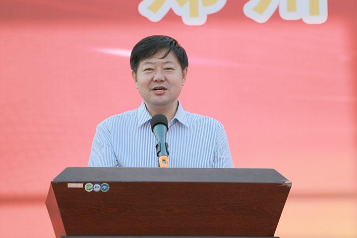 东城一中校长韩松在2018—2019学年开学典礼上的发言